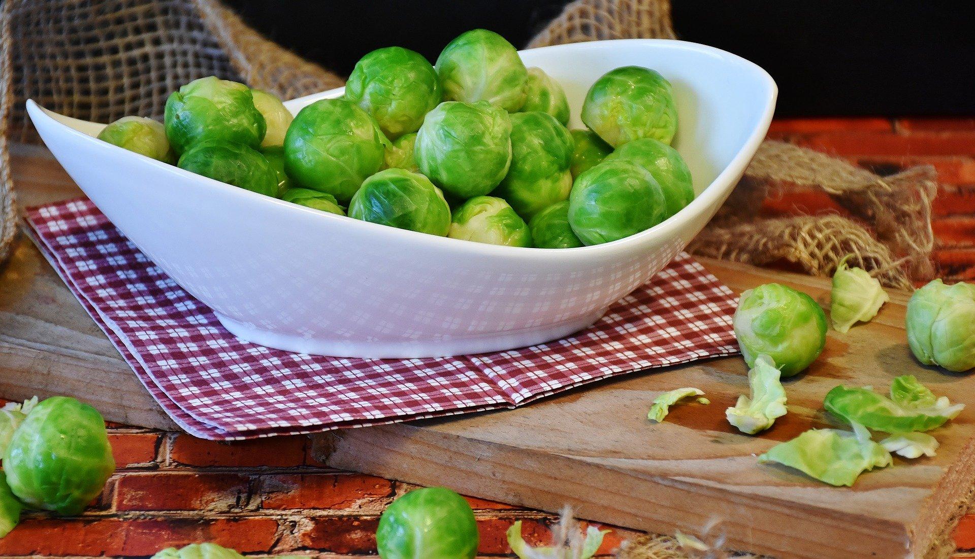 healthy-xmas-food-sprouts